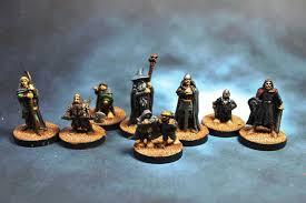 piezas de la guerra del anillo