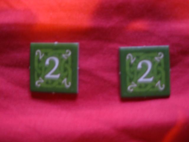 piezas sueltas keltis 2 puntos