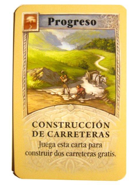carta construcción carretera