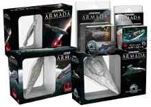 Expansiones Oleada Wave 2 Star Wars Armada