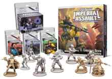 Imperial Assault Oleada 6 Wave 6