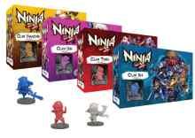 Ninja All Stars Expansiones