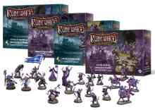 Runewars El Juego de Miniaturas expansiones
