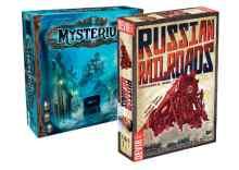 Russian Railroads + Mysterium
