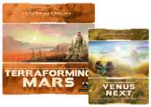 Terraforming Mars + Venus Next TABLERUM