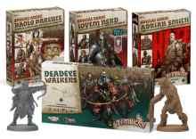 Zombicide Black Plague: Pack Expansiones