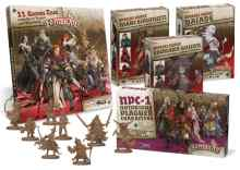 Zombicide Black Plague Expansiones 3
