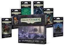 Arkham Horror (LCG): Campaña Los Devoradores de Sueños TABLERUM