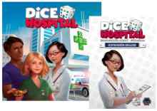 Dice Hospital + Expansión DeLuxe TABLERUM