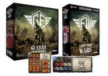Guerra Fronteriza Pack Total Ed.Kikstarter TABLERUM