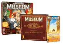 Museum + El Premio del Público + Los Arqueólogos TABLERUM