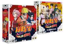 Naruto Ninja Arena + Expansión Pack Grado Superior TABLERUM