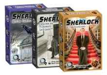 Q Sherlock: El Mayordomo + Entre Tumbas + Quien es Vincent Leblanc TABLERUM