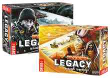 Pandemic Legacy S2 Pack TABLERUM