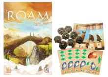 ROAM + Pack Deluxe TABLERUM