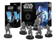 Star Wars Legión: General Veers + Soldados de las Nieves TABLERUM