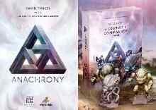 Pack Anachrony: Core + Exotrajes TABLERUM