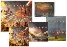 Titans + Expansiones TABLERUM