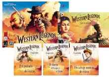 Western Legends TOTAL TABLERUM