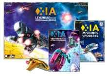 XIA + Vestigios + Misiones + Mercenario MKII TABLERUM