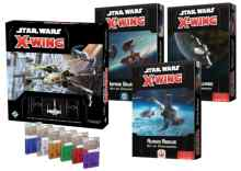 X-Wing (2ª Ed): Core + Kits de Conversión TABLERUM