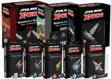 X Wing 2 Edición Oleada 3 TABLERUM