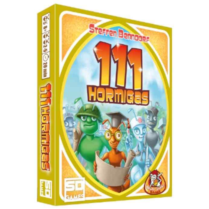 111 Hormigas TABLERUM
