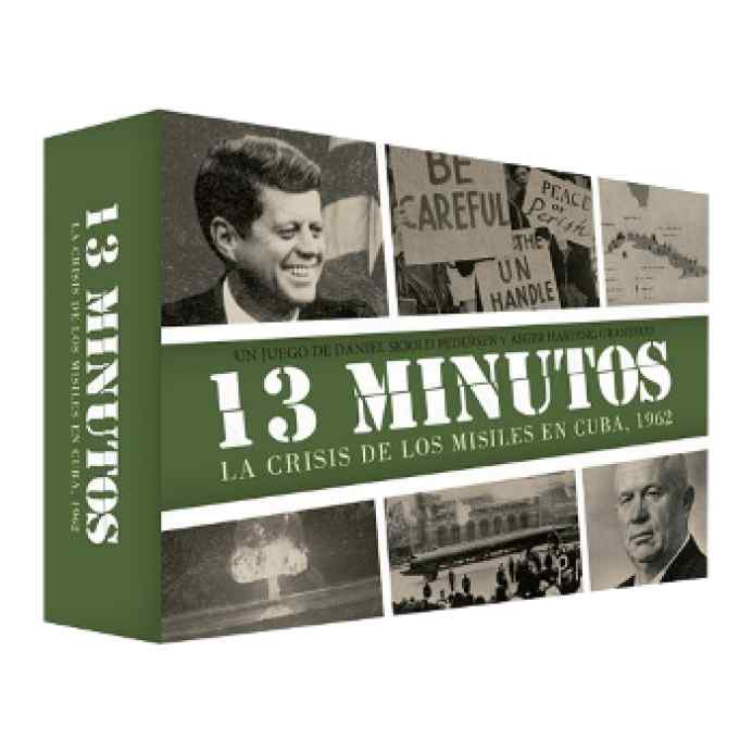 13 Minutos TABLERUM