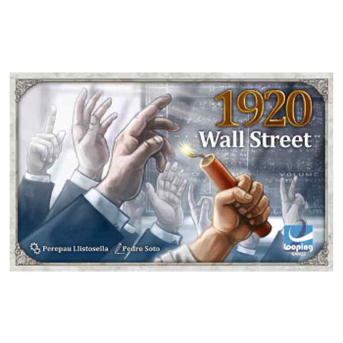 1920 Wall Street TABLERUM