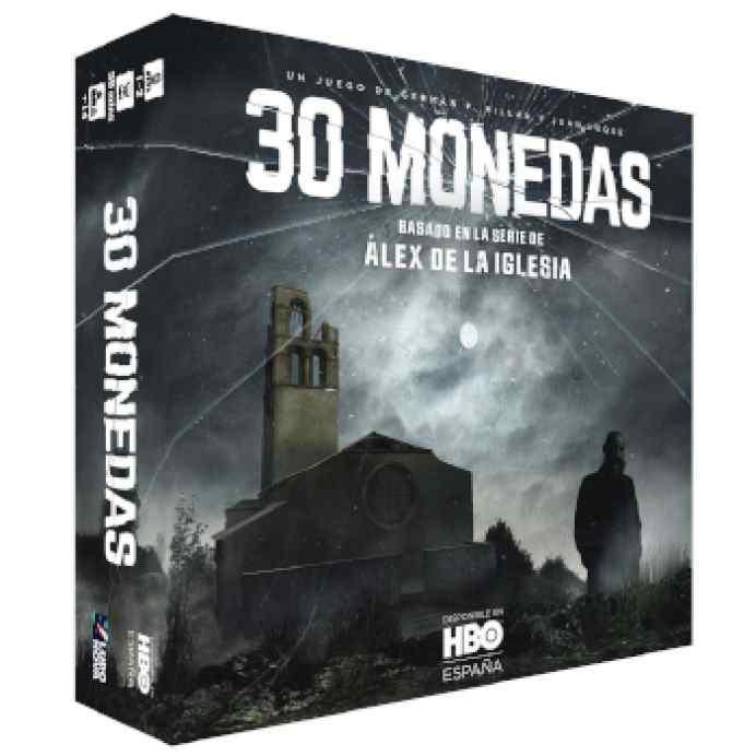 30 Monedas TABLERUM