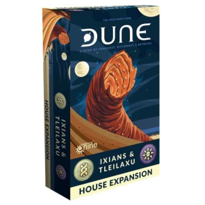 Dune: The Ixians and the Tleilaxu House Expansion TABLERUM