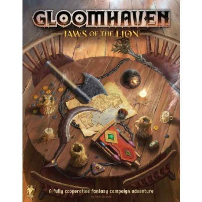 Gloomhaven: Jaws of the Lion TABLERUM