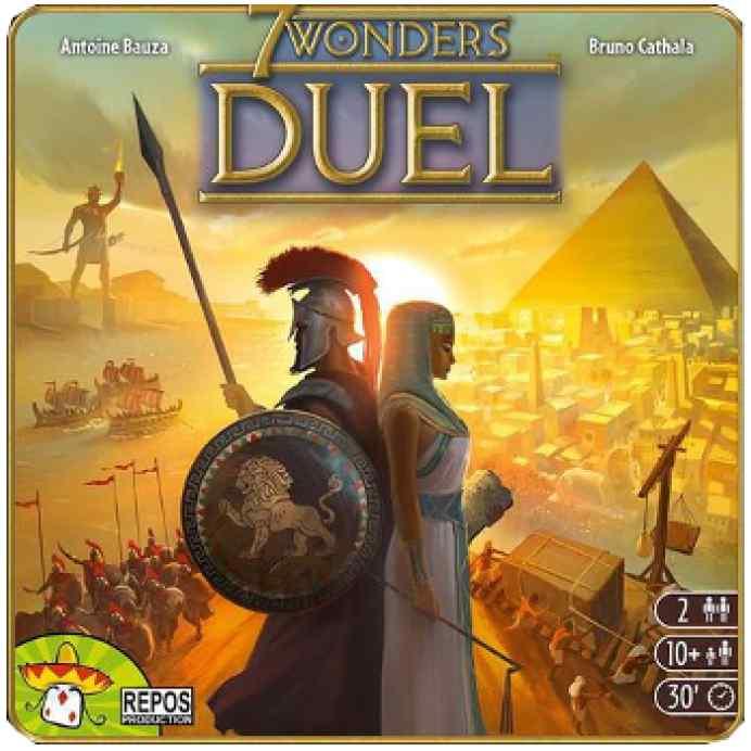 comprar 7 Wonders Duel promo