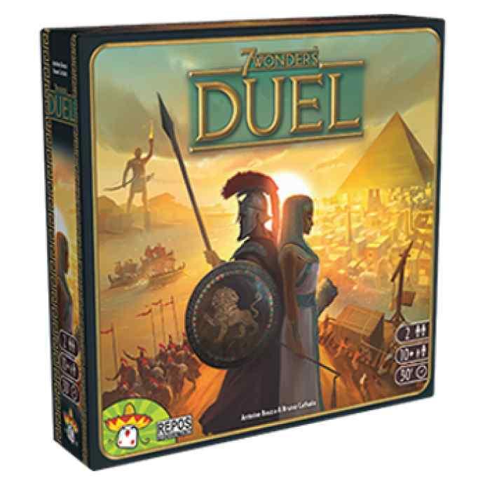 7 Wonsders Duel