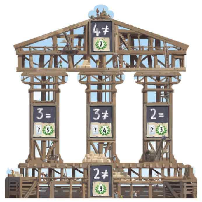 7 Wonders Architects TABLERUM
