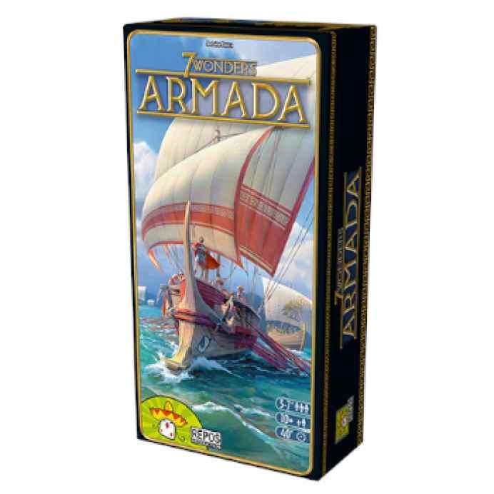 7 Wonders: Armada TABLERUM