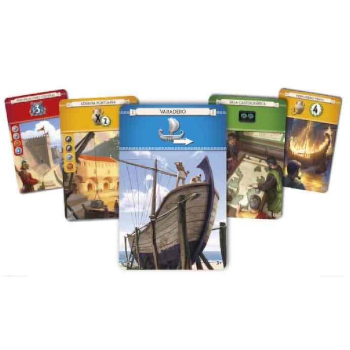 7 Wonders: Armada Nueva Edición TABLERUM