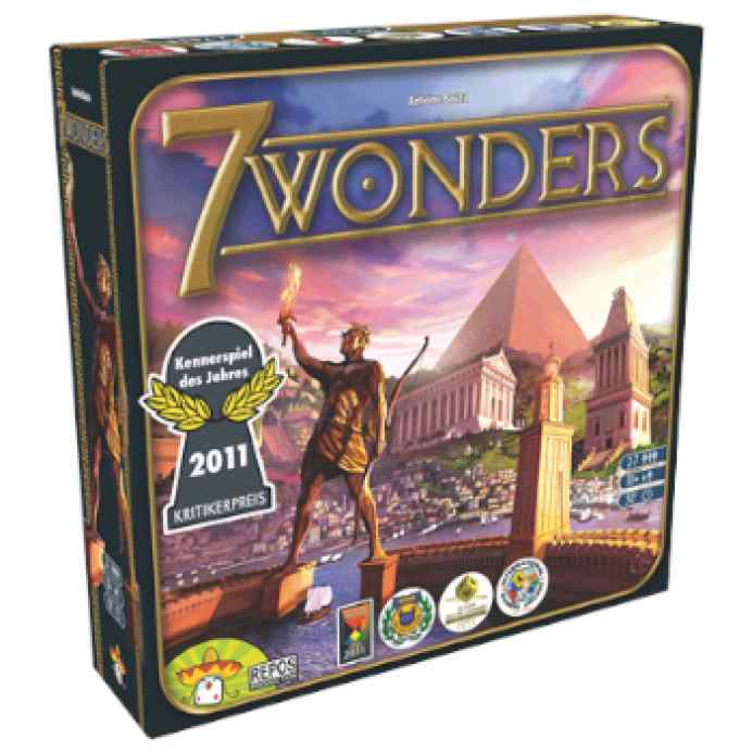 7 Wonders TABLERUM
