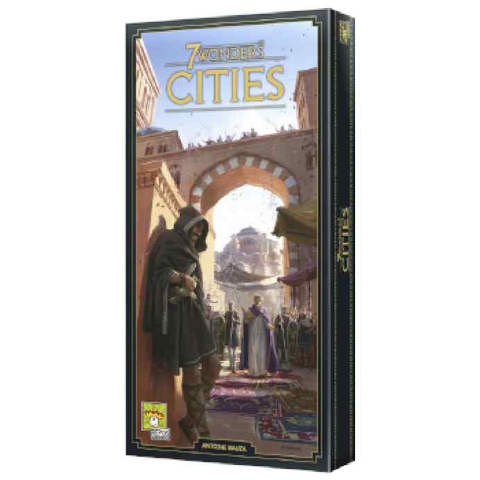 7 Wonders: Cities Nueva Edición TABLERUM