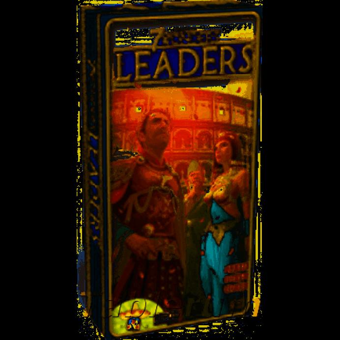 comprar 7 Wonders: Leaders