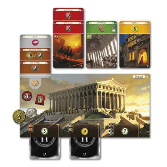 7 Wonders Nueva Edición TABLERUM