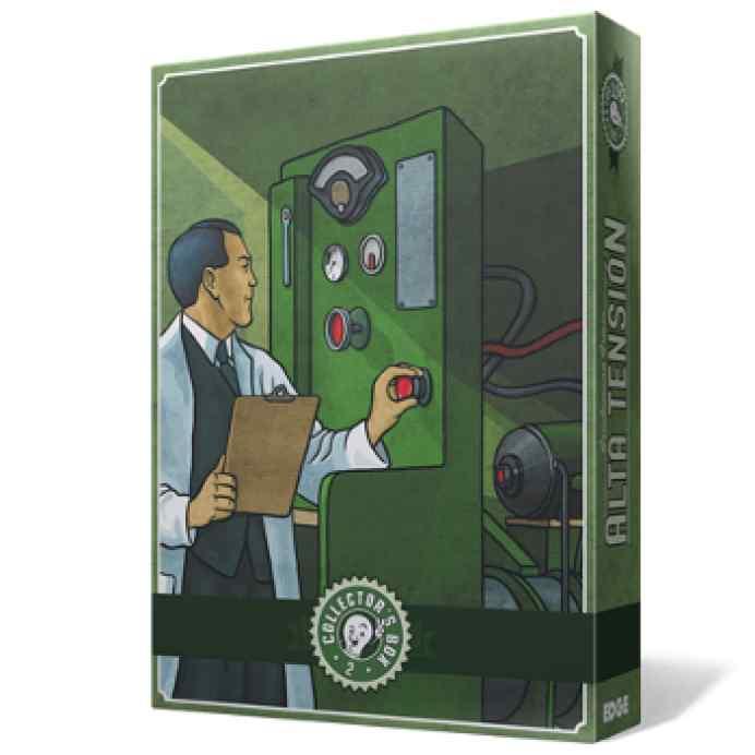comprar Alta Tensión Collector Box 2