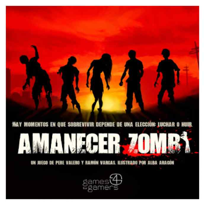 Amanecer Zombi TABLERUM