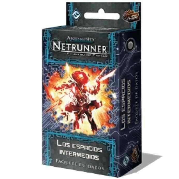 comprar Android Netrunner Los Espacios Intermedios