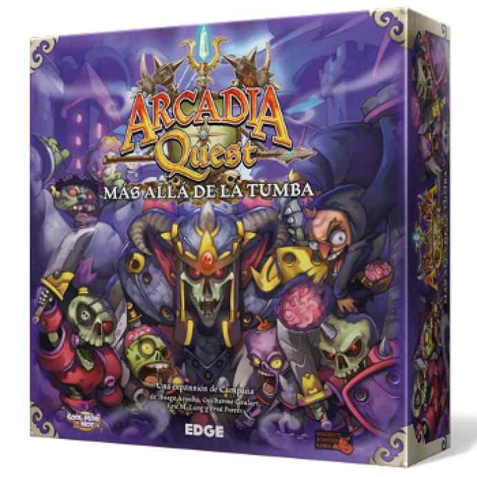 Arcadia Quest: Más Allá de la Tumba barato