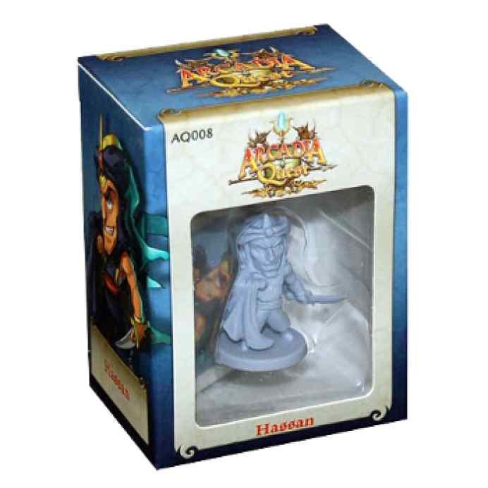 Arcadia Quest: Hassan barato
