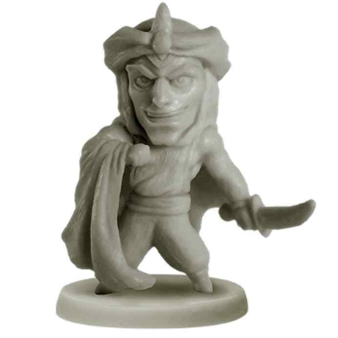 Arcadia Quest: Hassan miniatura