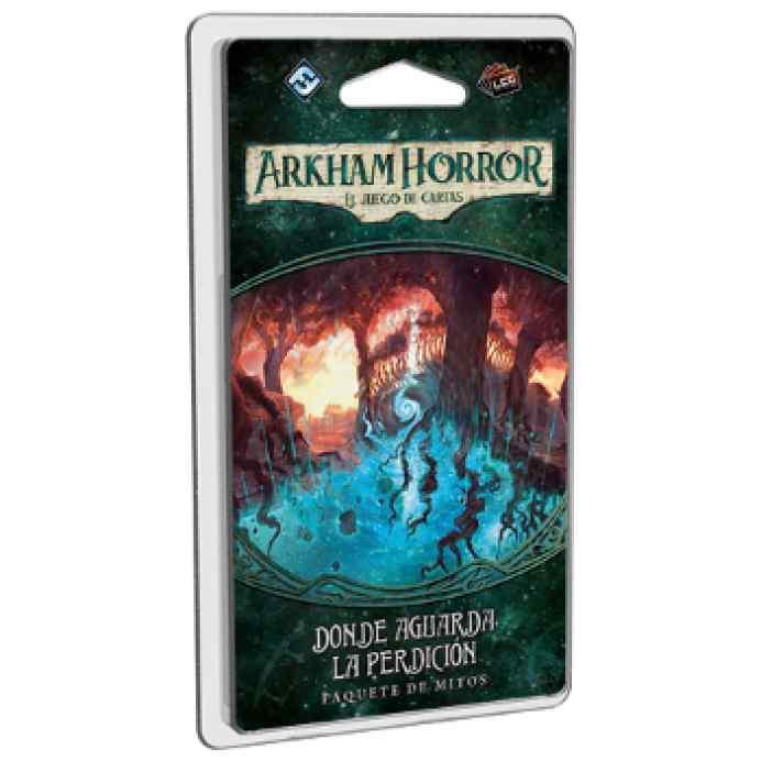 comprar Arkham Horror (LCG): Donde Aguarda la Perdición