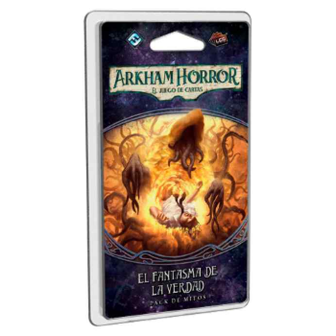 Arkham Horror (LCG): El Fantasma de la Verdad TABLERUM