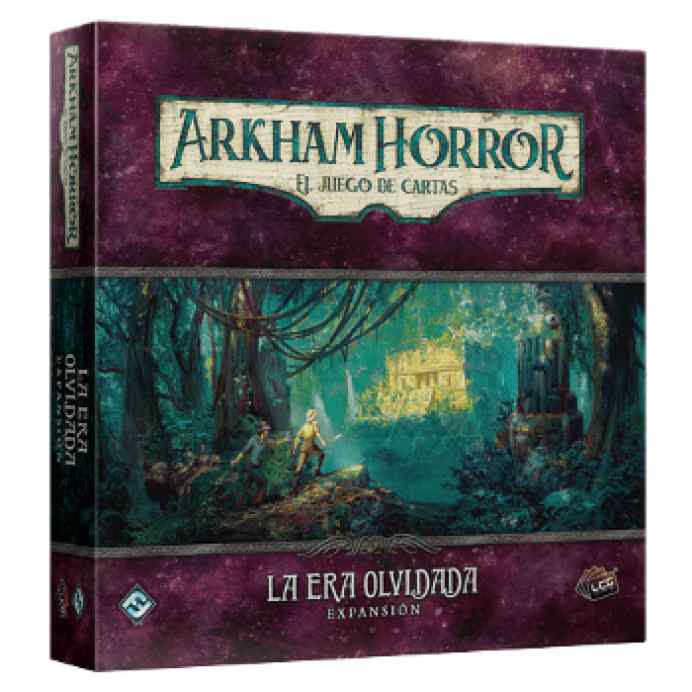 Arkham Horror (LCG): La Era Olvidada TABLERUM
